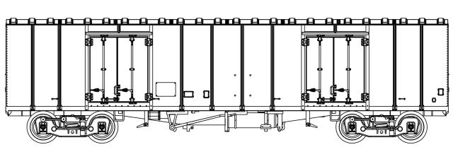 GH-2003 レサ5000 2輌セット
